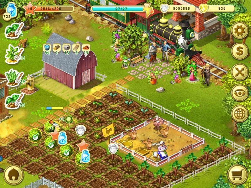 Игра ферма симулятор для андроид