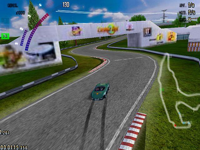 Игры гонки опасный поворот