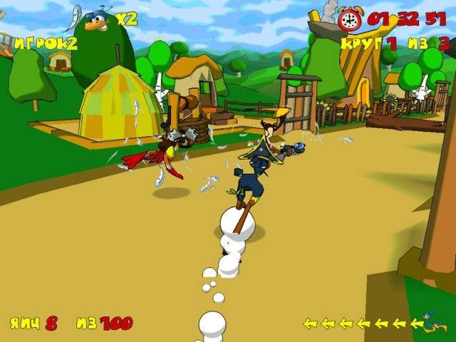 Скачать игру страусиные бега о на компьютер