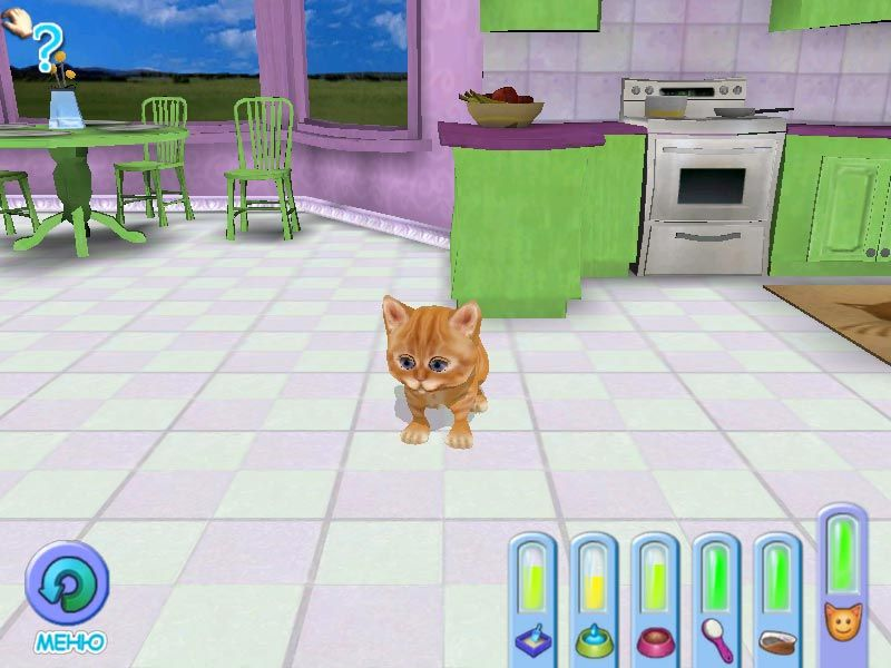 скачать игру мой котенок на компьютер через торрент