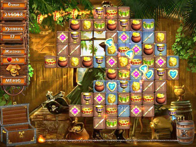 Игра остров сокровищ скачать бесплатно на компьютер