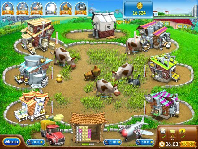 Онлайн игра ферма для заработка денег